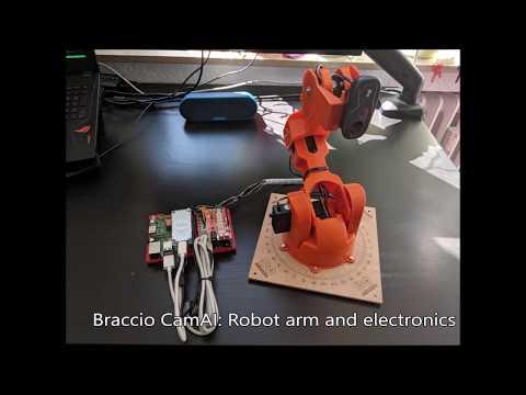 GitHub - francisc0garcia/braccio_camai: Low-cost robot arm