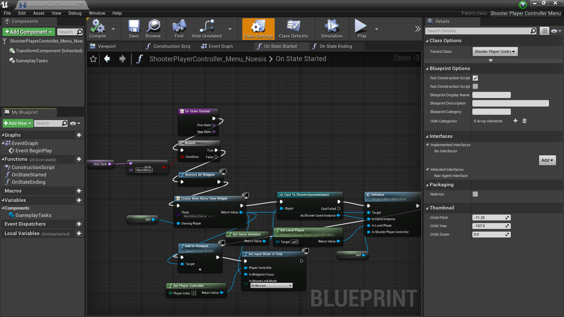 Blueprint'/Game/Blueprints/Noesis/ShooterPlayerController_Menu_Noesis.ShooterPlayerController_Menu_Noesis'