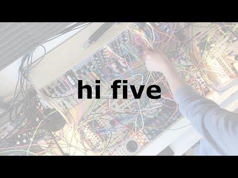 hi five on youtube