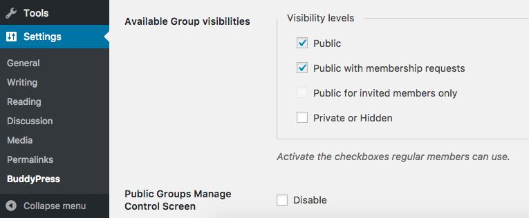 GitHub - imath/altctrl-public-group: BuddyPress plugin to