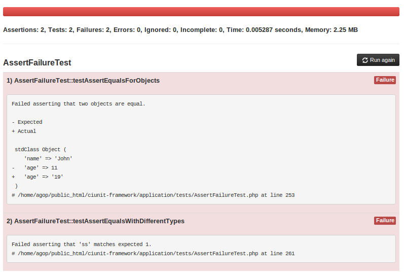 CIUnit Framework Unit Testing for CodeIgniter · bcit-ci/CodeIgniter