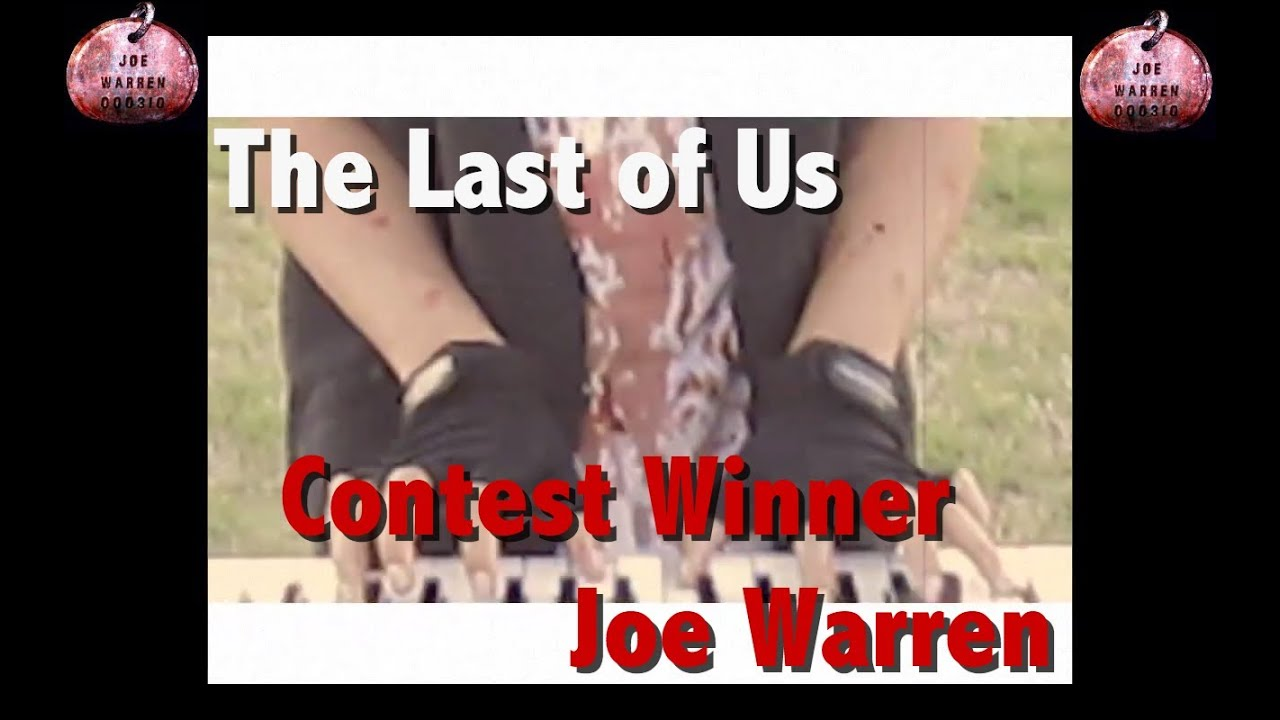 The Last of Us main theme piano (video contest winner)