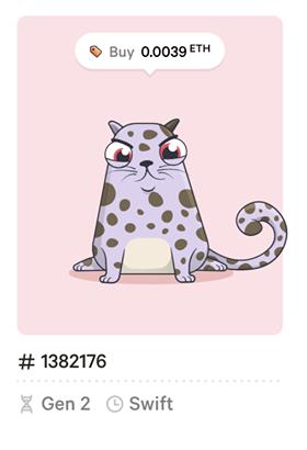 Criminal Kitty