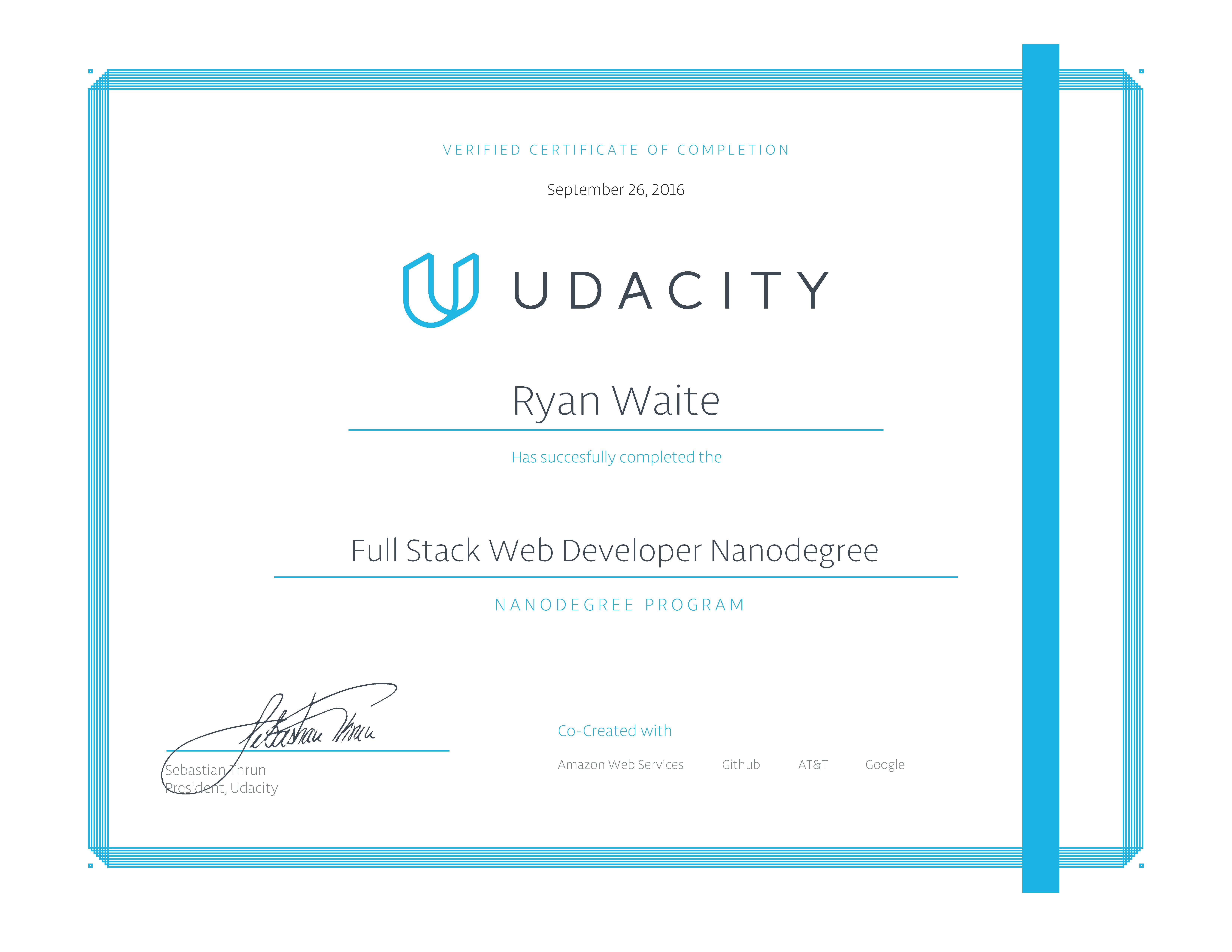 GitHub - ryanwaite28/udacity-webdeveloper