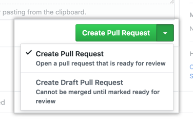 Submitting a pull request