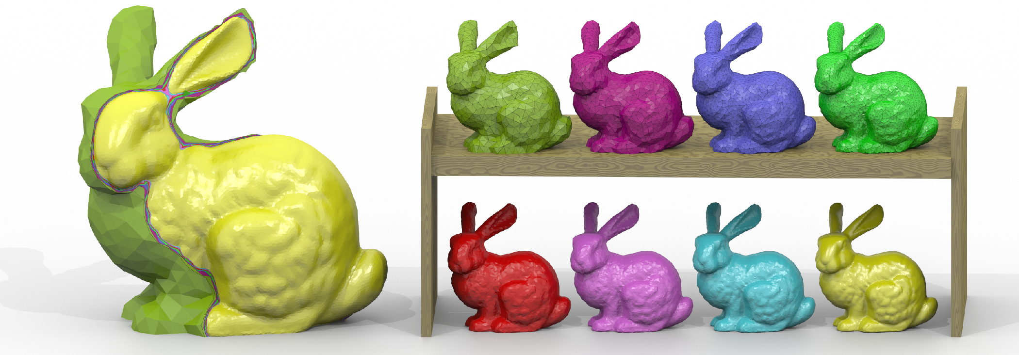 """Bunny teaser from """"Nested Cages"""""""