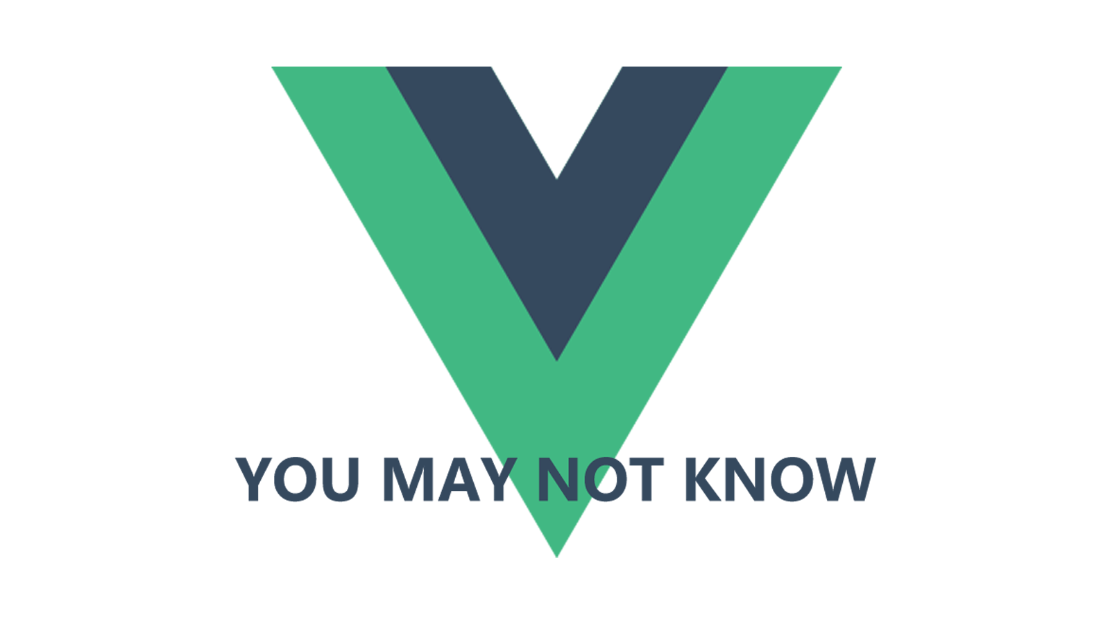 You may know Vuejs