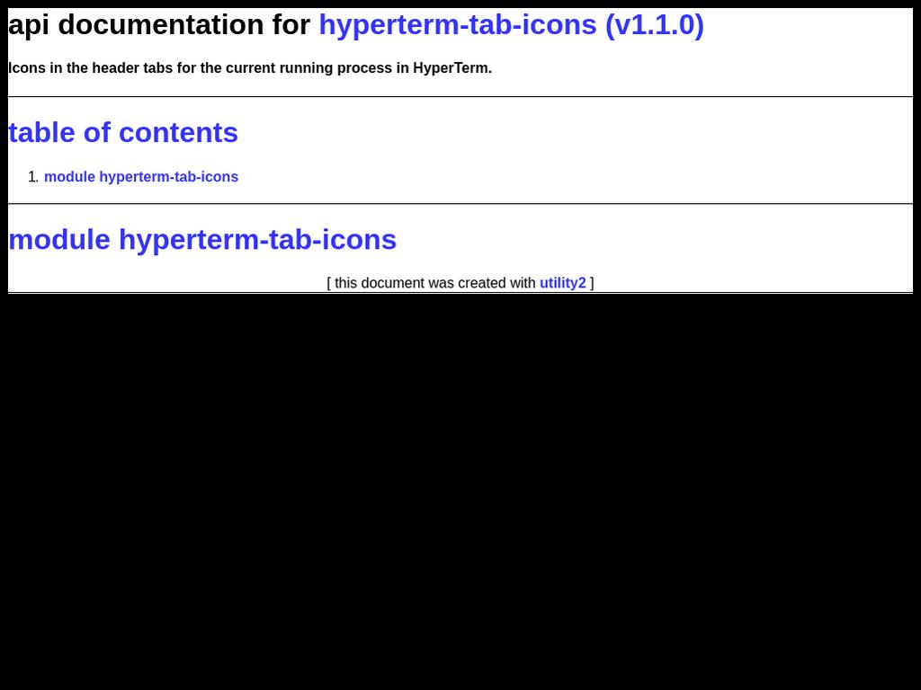 GitHub - npmdoc/node-npmdoc-hyperterm-tab-icons