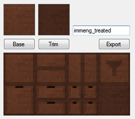 how to get treated wood minecraft