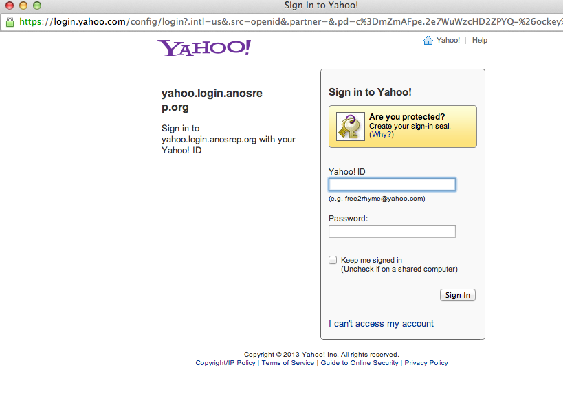 Screen Shot 2013-02-27 at 10 46 14  sc 1 st  GitHub & Yahoo! email address is not pre-filled in when redirecting from ...