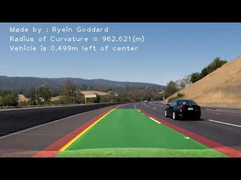 Perspective Transform & Convolution lane finding
