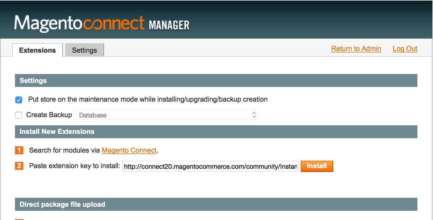 GitHub - Instamojo/Instamojo-Magento: Instamojo Payment Gateway ...