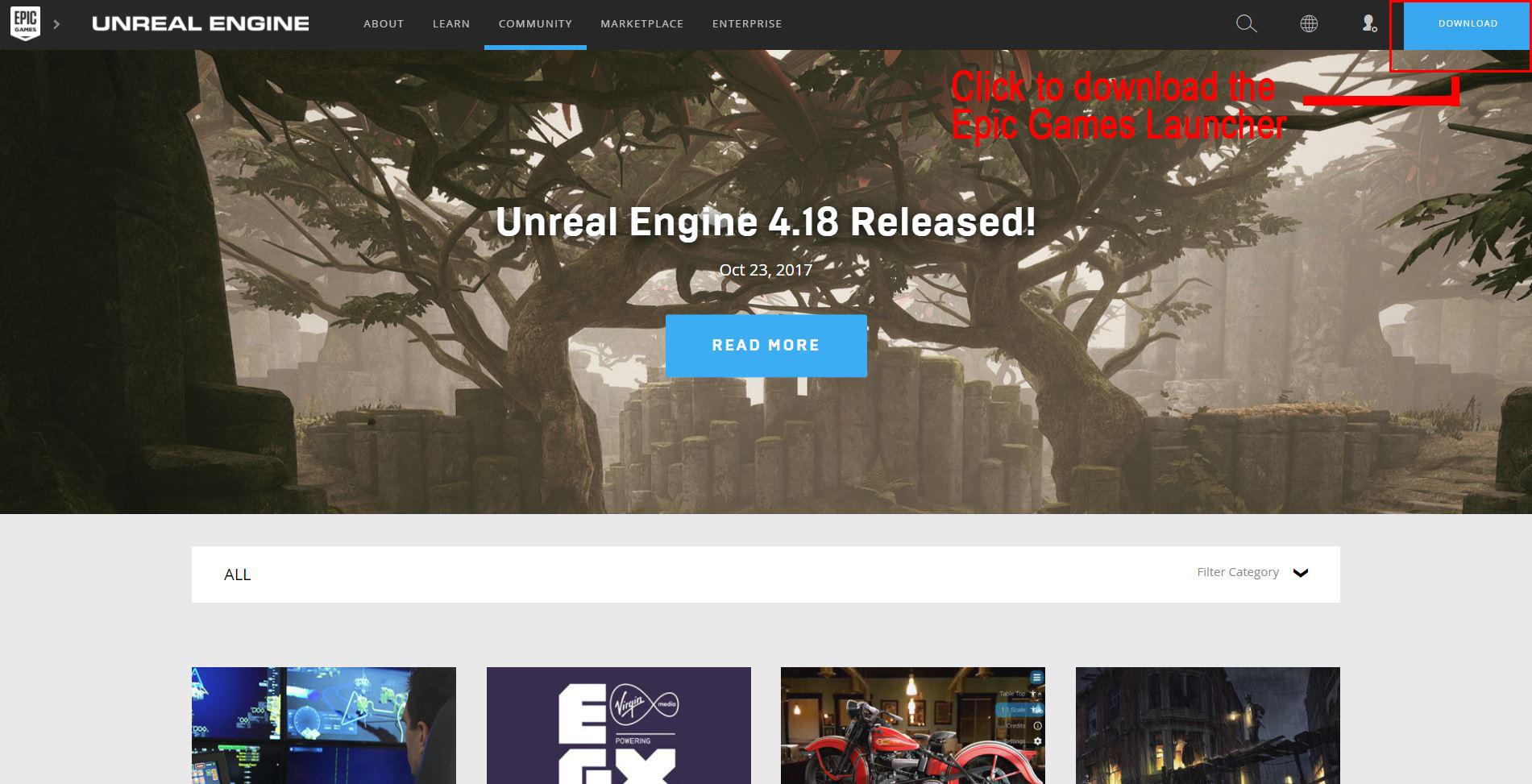 GitHub - udacity/Unreal-Advanced-Project-Template: Unreal