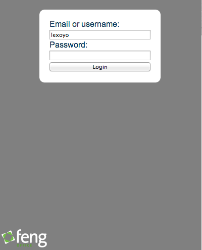 Feng Office Mobile version login