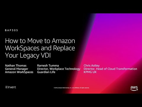 Links to YouTube videos of AWS re:Invent 2018 sessions · GitHub