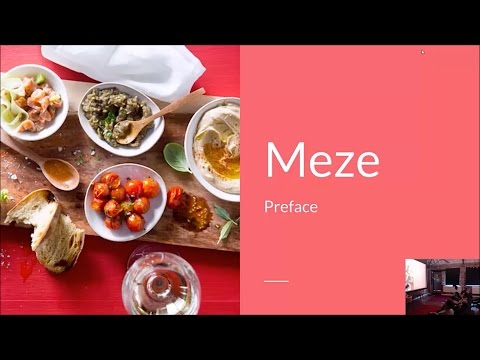A Tech Talk I gave about Meze at Unruly HQ