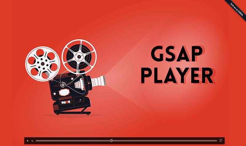 GSAP Player