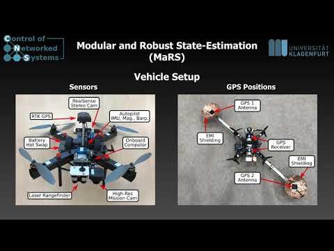 MaRS GNSS Demo