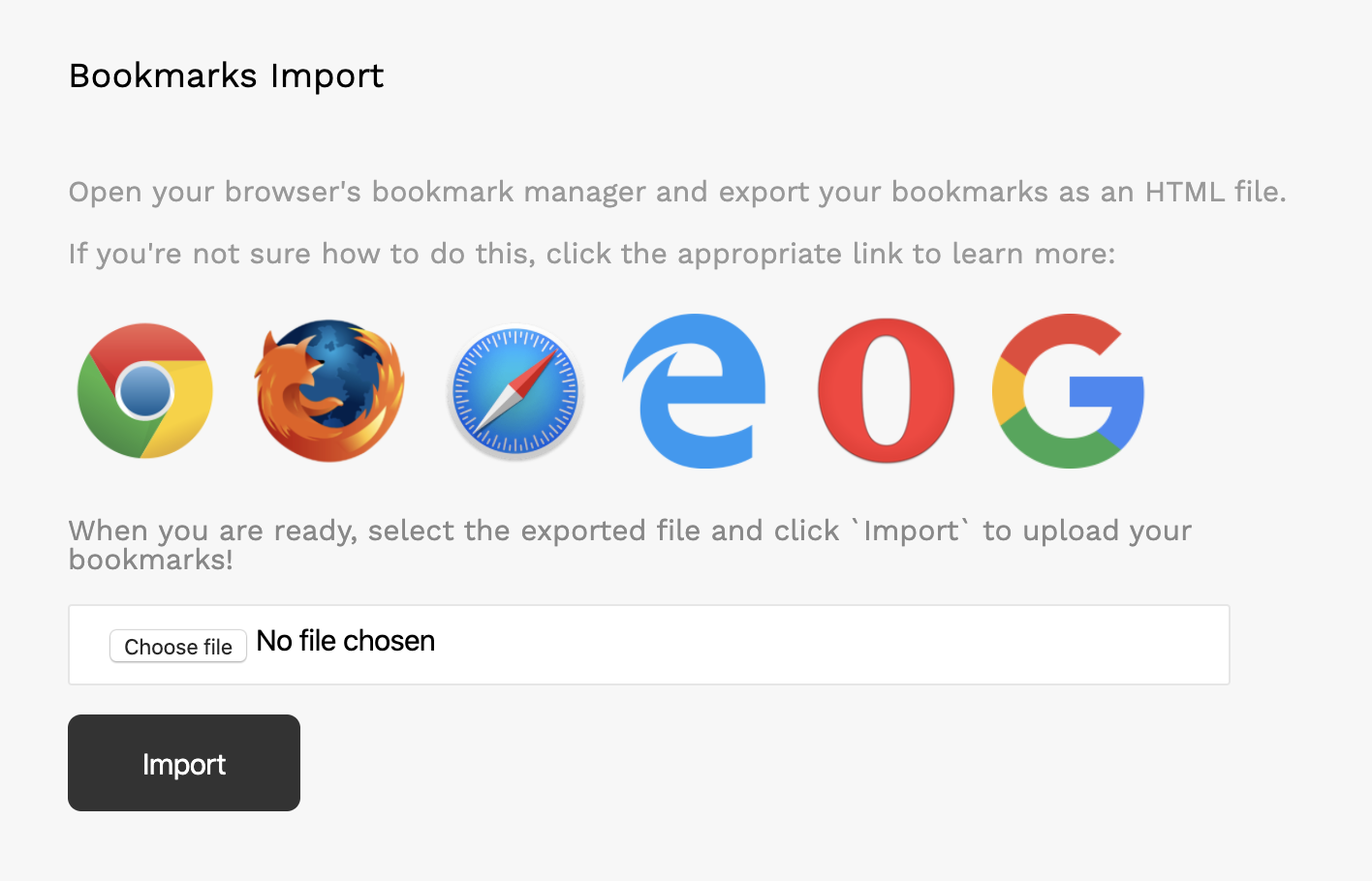 bookmarks-import