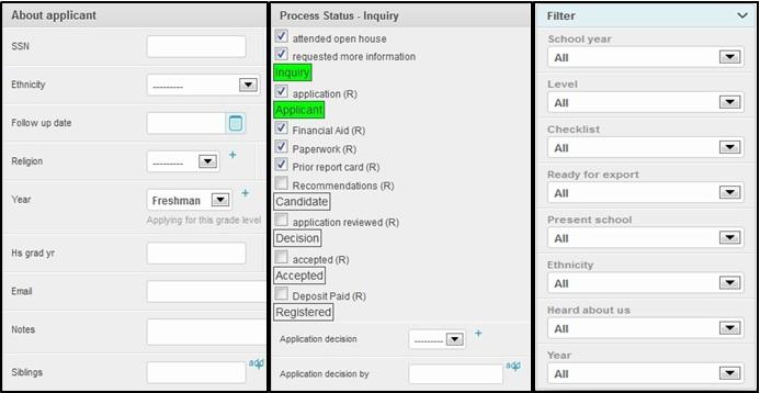 GitHub - burke-software/schooldriver: A school information