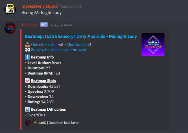 GitHub - SpectrixDev/bot-saber: A discord bot handy for ...