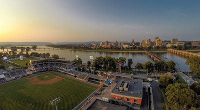 Harrisburg and the Susquehanna River