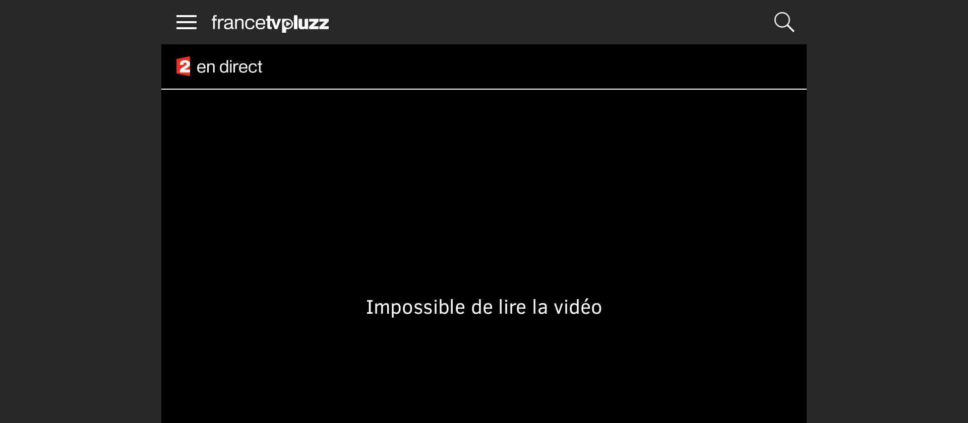 video pluzz avec firefox