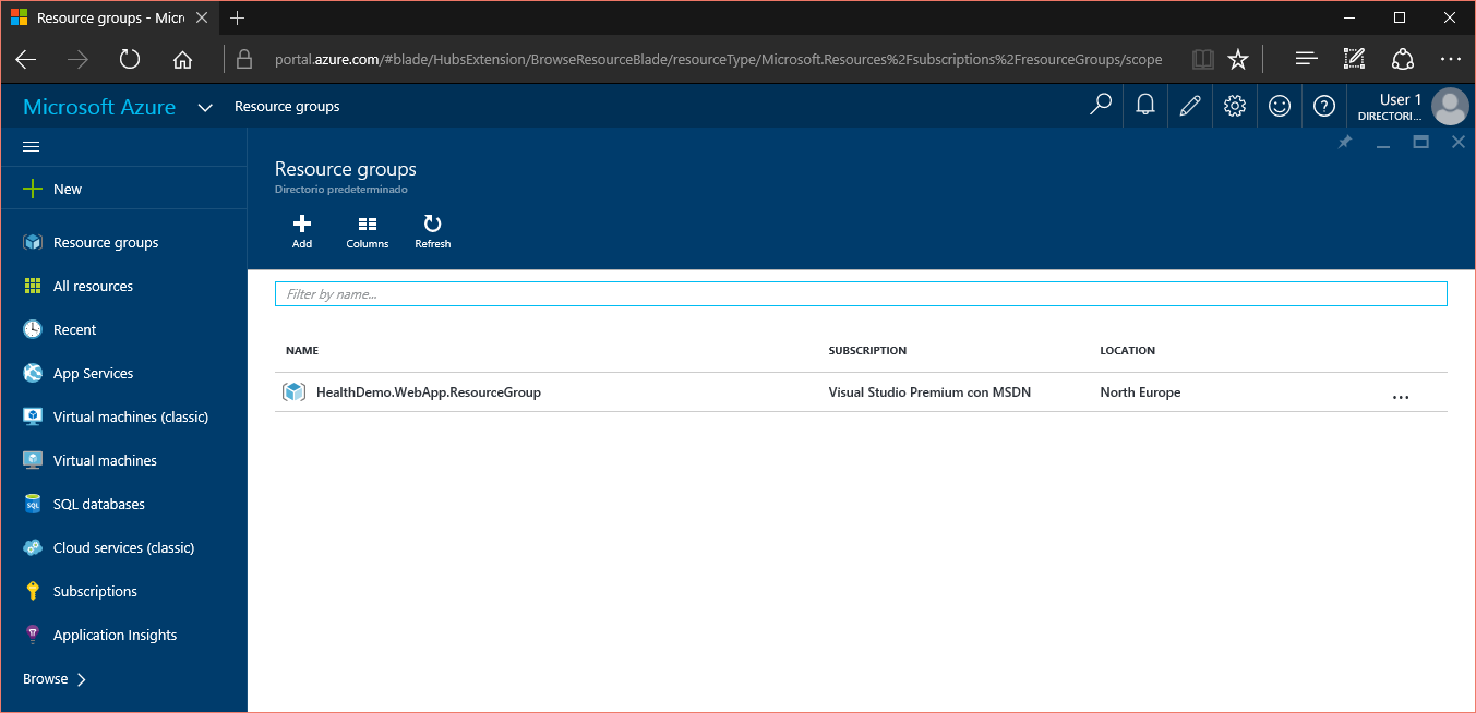 Create And Deploy An Asp Web App In Azure App Service