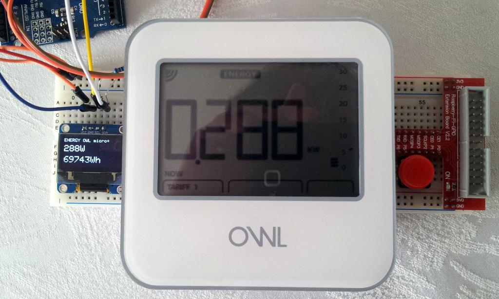 DIY CM180 Monitor