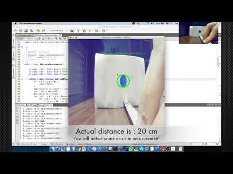 GitHub - tahaemara/real-time-distance-measurement: Real-time