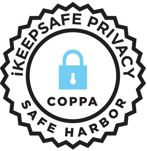 iKeepSafe COPPA Safe Harbor seal