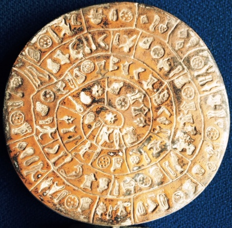 Image of Phaistos Disc