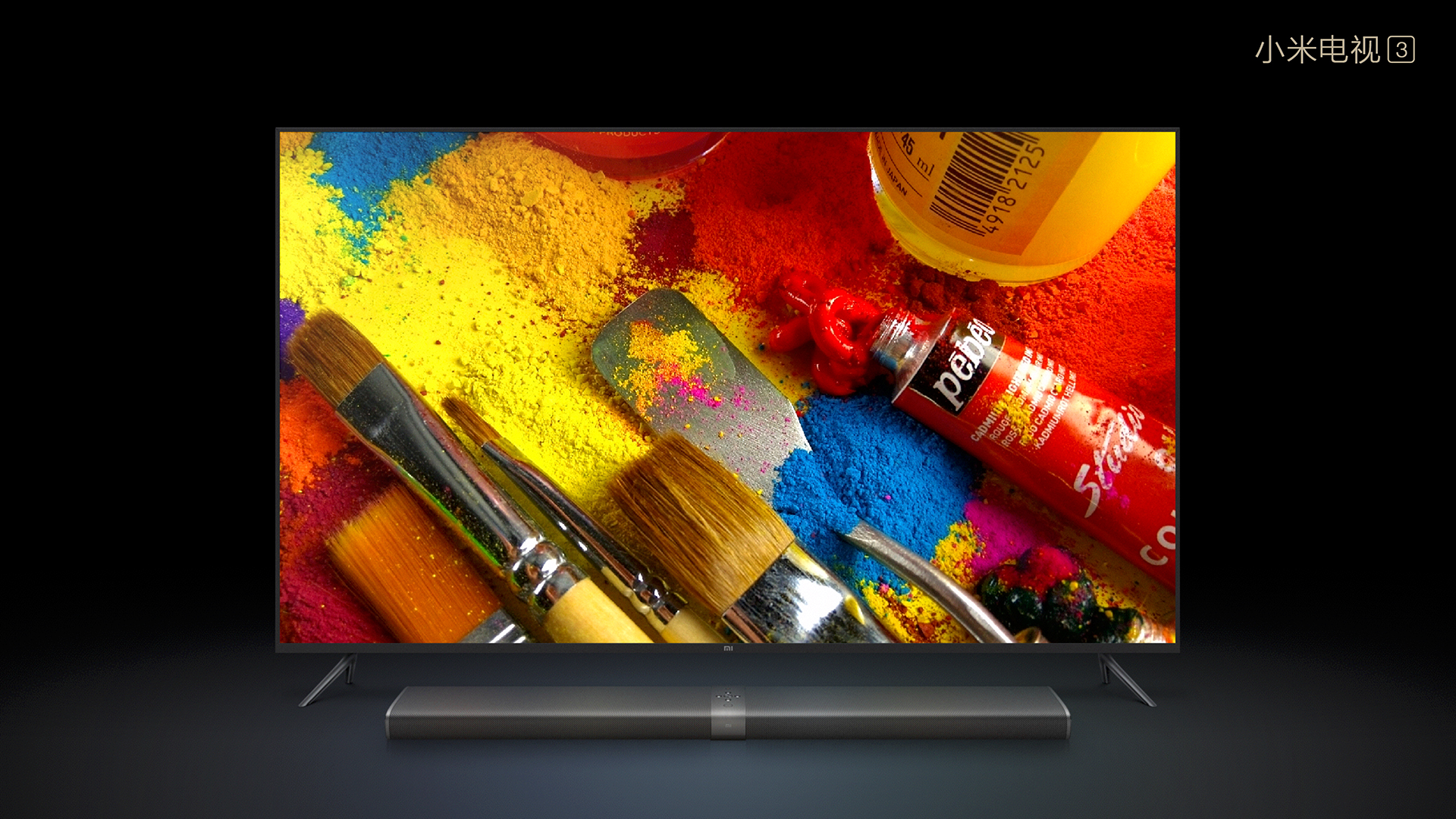 The Mi TV 3s 65-inch
