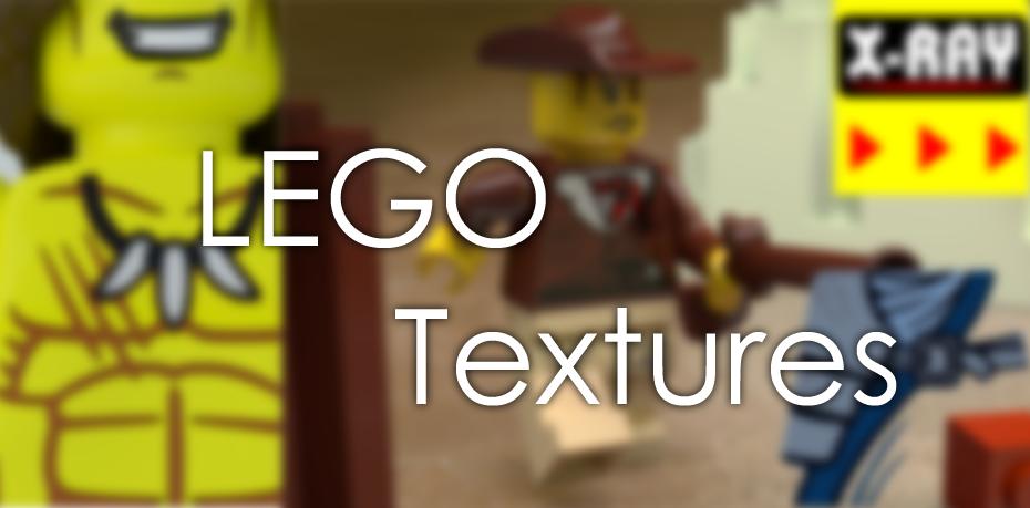 LEGO Textures