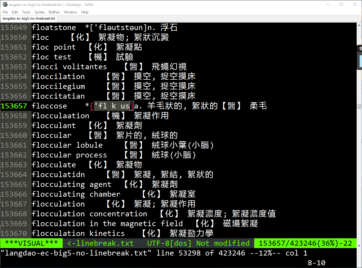 Optimize HiDPI Screen on GVim Windows · Issue #1059 · vim