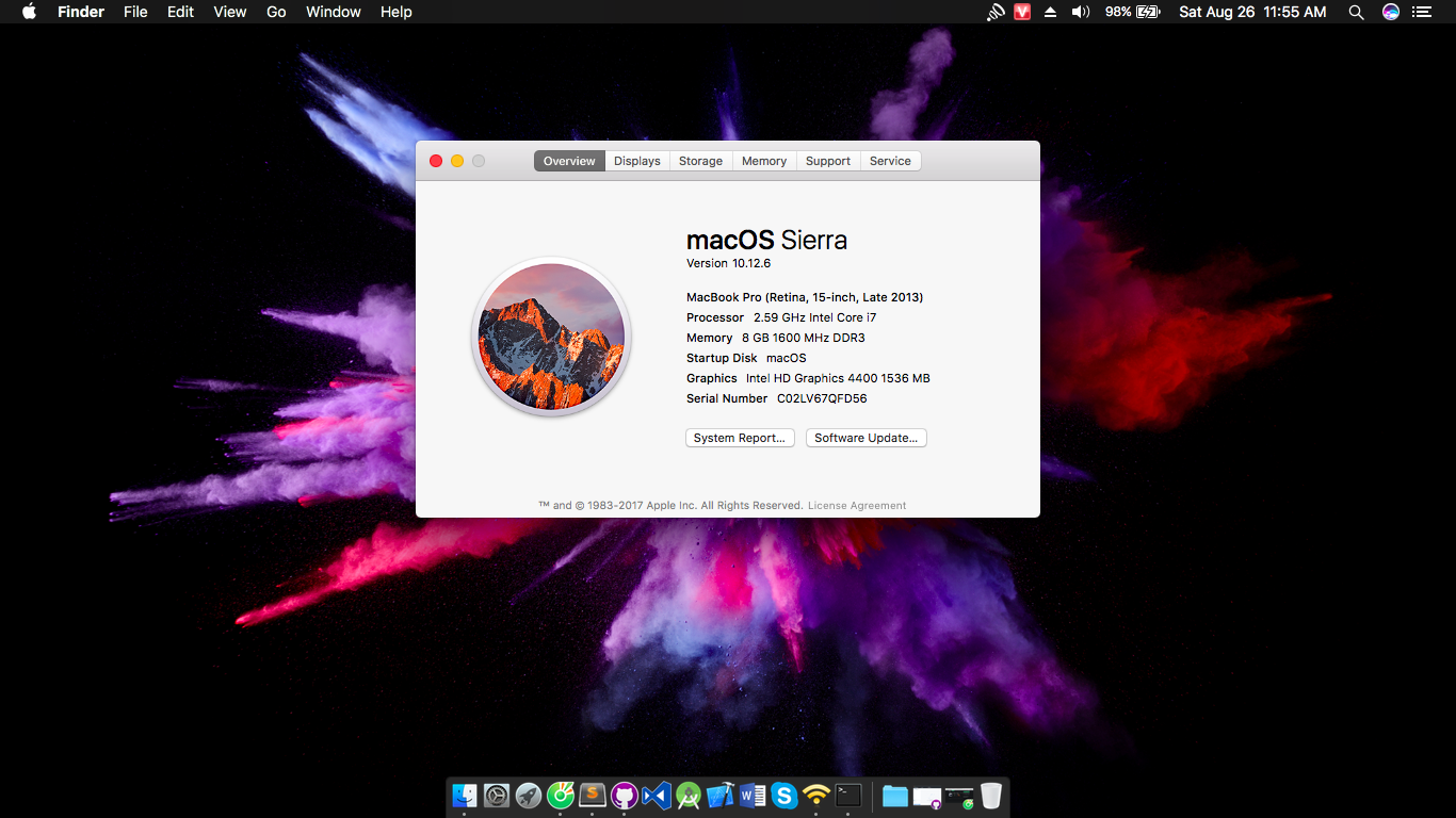 GitHub - anhbinhvodanh/Dell-5547-Hackintosh: OS X on Dell
