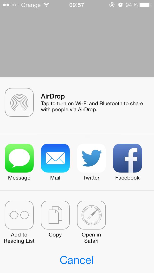 ARSafariActivity screenshot