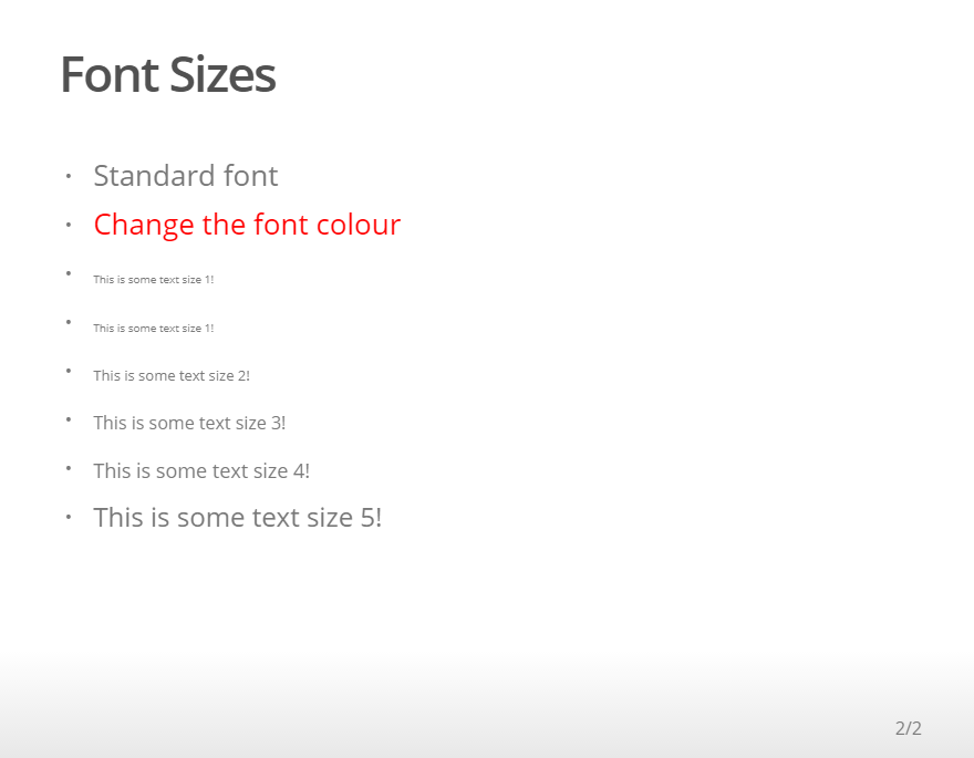 4 2 2 Adjusting font-size in ioslides using R Markdown