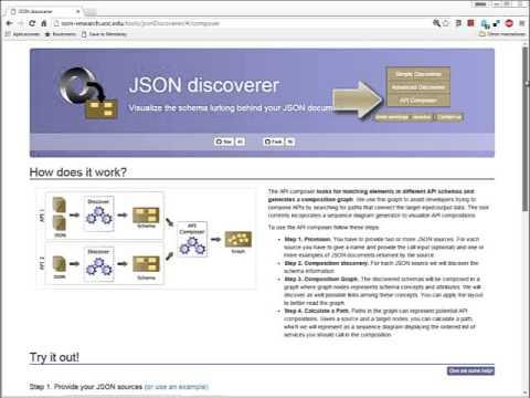 JSON Discoverer v2.1.1