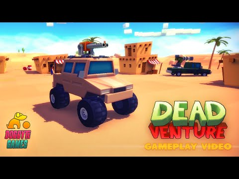Dead Venture - Gameplay Teaser (iOS / Android)