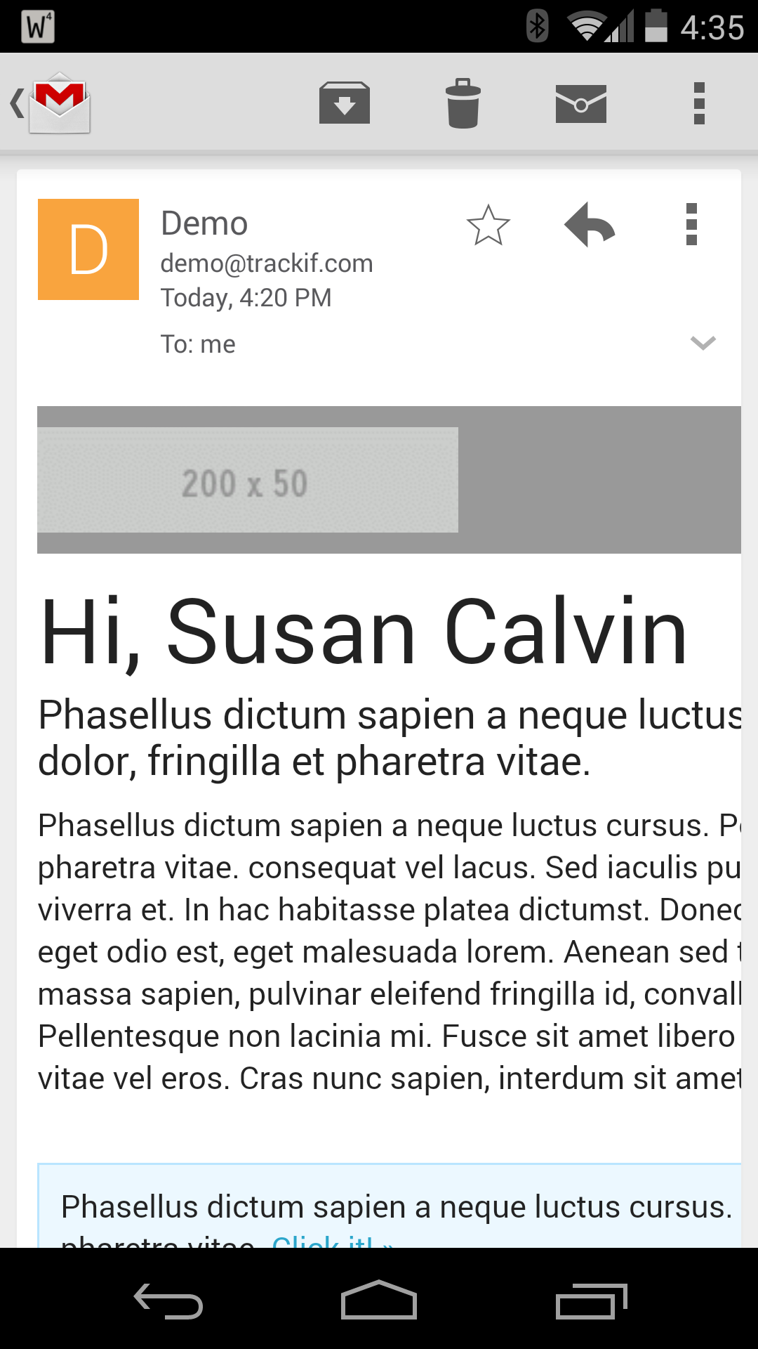 Ink boilerplate causes side-to-side scrolling in Gmail app · Issue ...