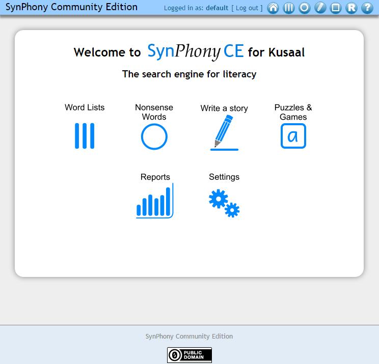 SynPhony CE screenshot A