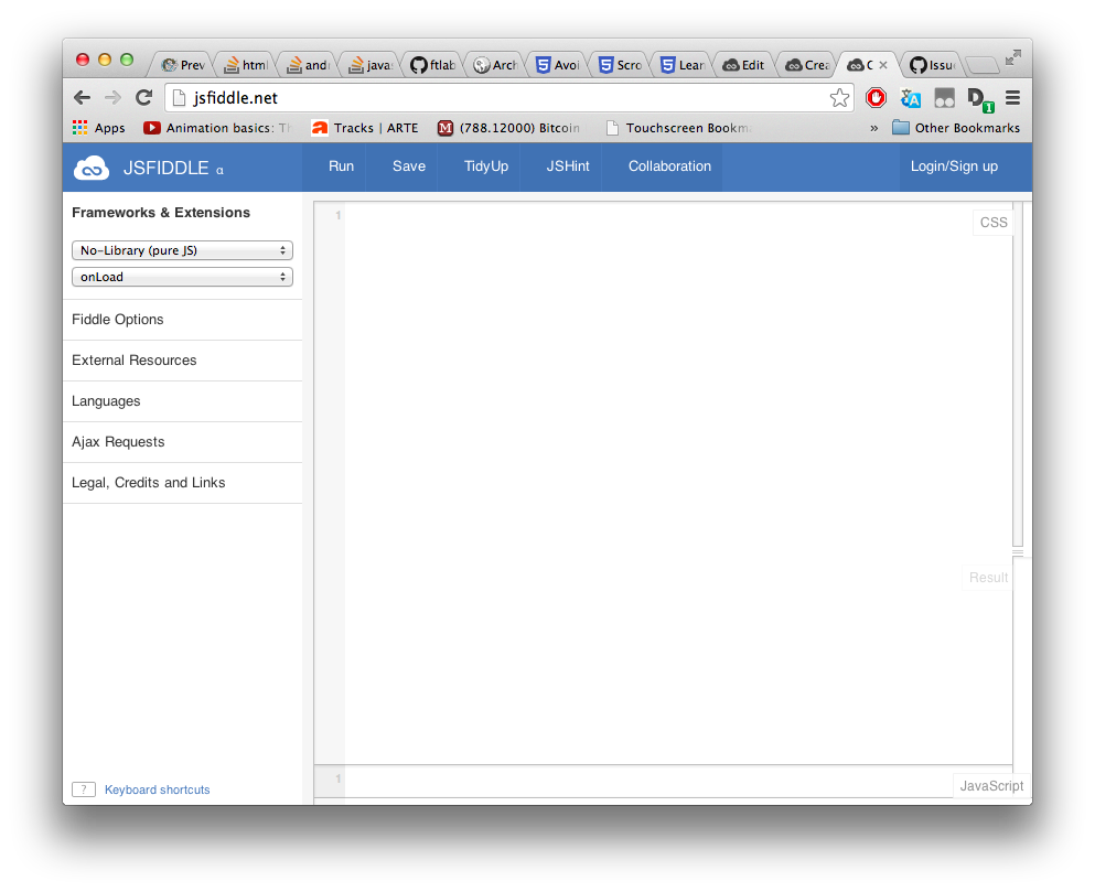 Reset panel layout · Issue #493 · jsfiddle/jsfiddle-issues