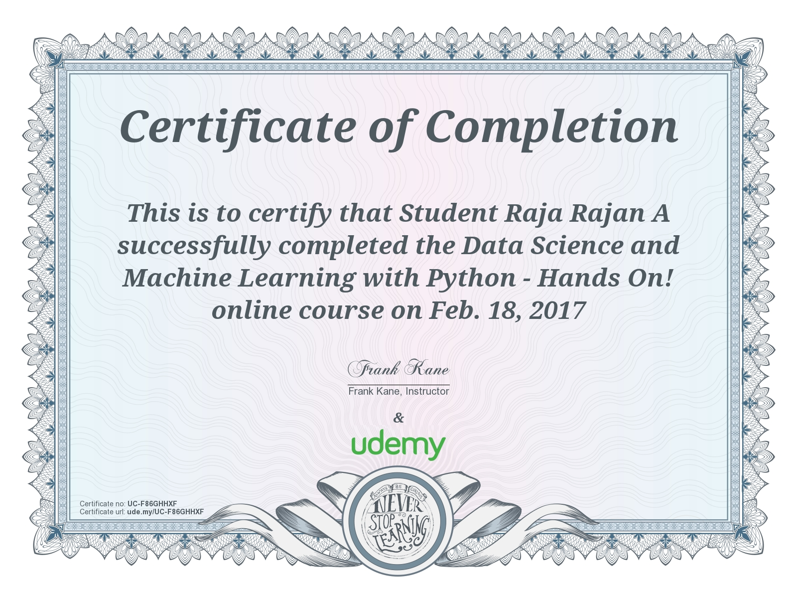 Datascience Pythonreadme At Master Amruthpillaidatascience