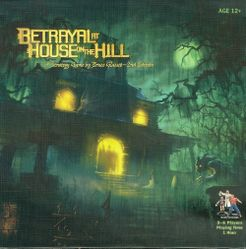 Betrayal at House on the Hill game image