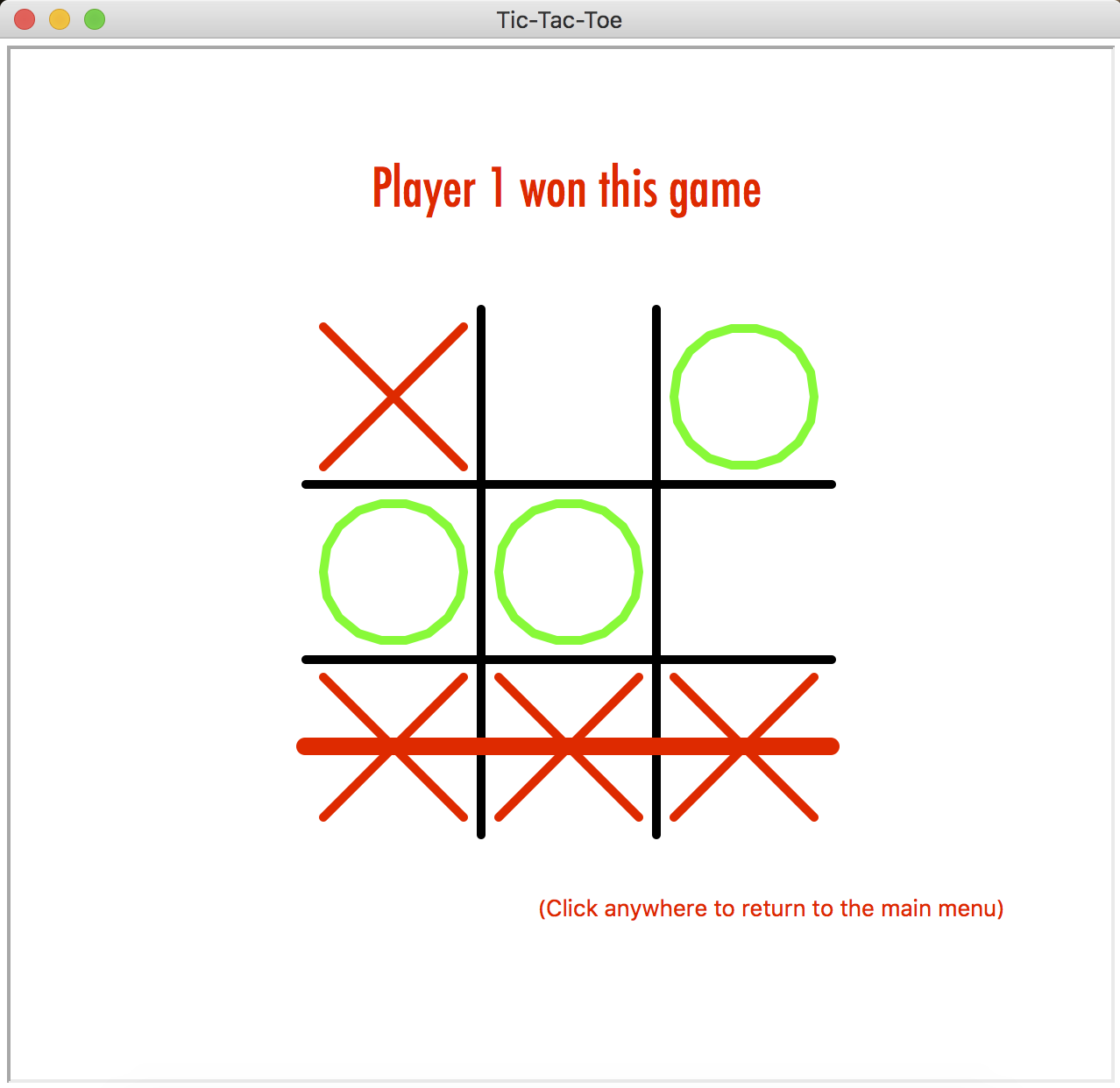 GitHub - DCoelhoM/Tic-Tac-Toe-Python: Tic-Tac-Toe game with