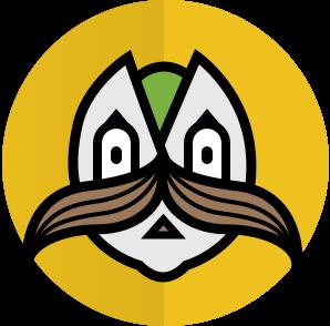 Mustachio Logo