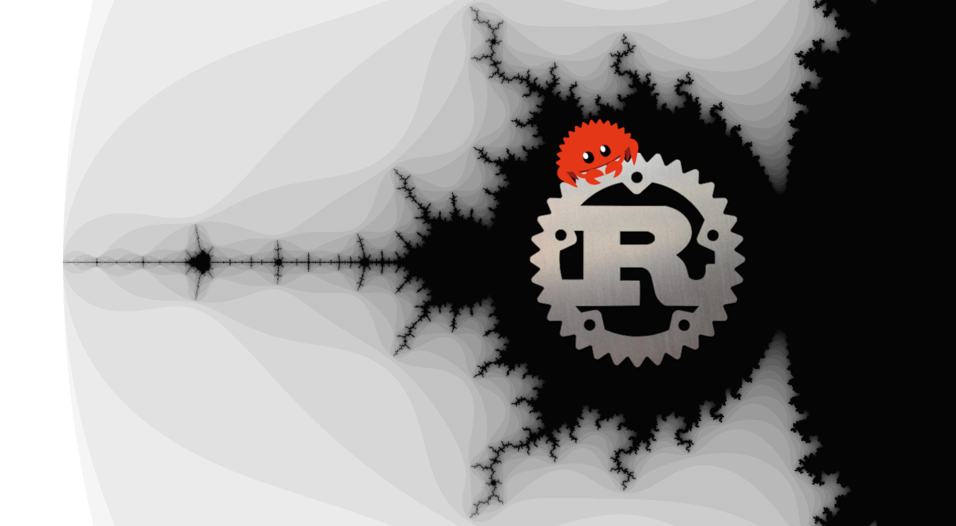 Rusty Mandelbrot