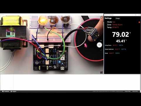 GitHub - matlus/MultizoneThermostat: At its core, the Matlus Multi