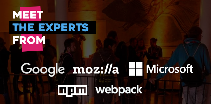 Who already confirmed to join the JS Kongress Deep Track